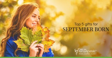 Top 5 gifts for September Born