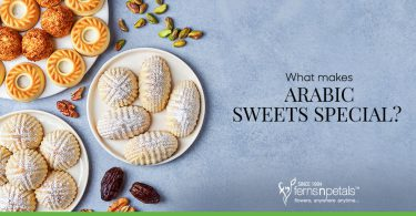 What makes Arabic Sweets Special?