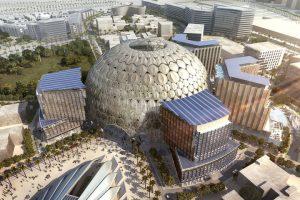 Expo 2020 venue