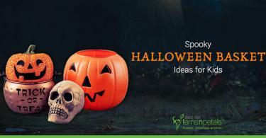 Spooky Halloween Basket Ideas for Kids